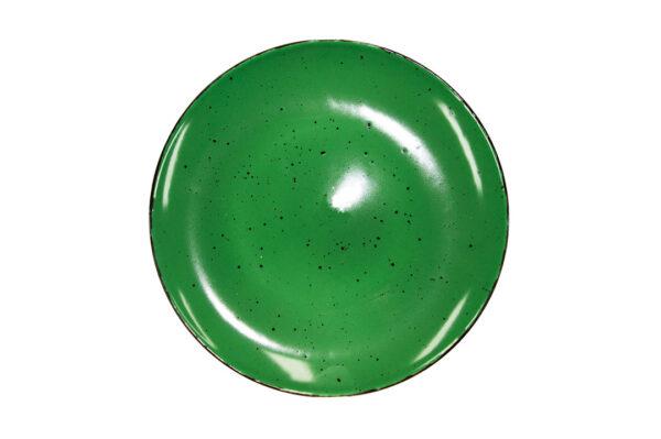 iris plat green