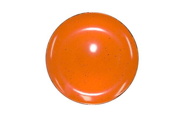 iris plat orange